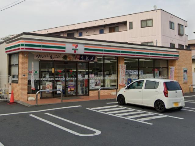 セブンイレブン横浜神大寺4丁目店
