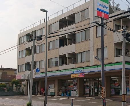 ファミリーマート神大寺4丁目店