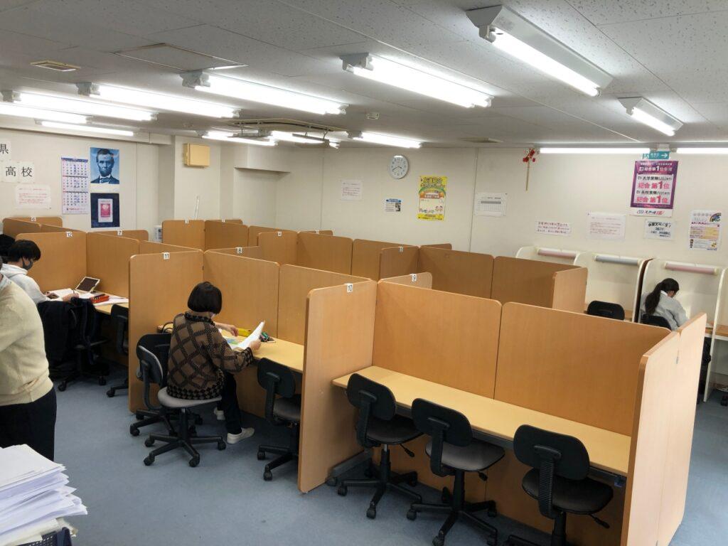 スクールIE教室風景